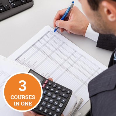 Bookkeeping Bundle Level 2, 3 & 4 Course