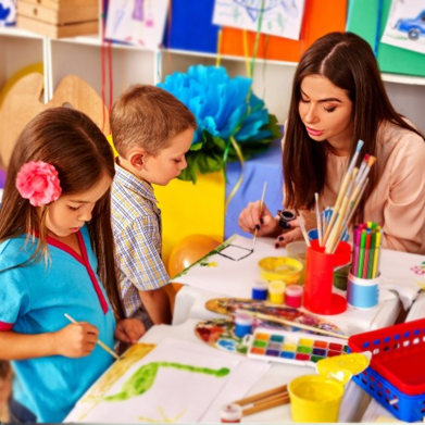 EYFS Teaching Advanced Level 4 Course