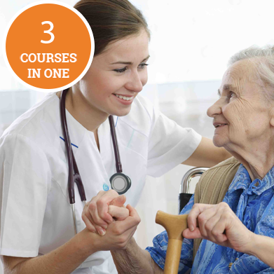 Health and Social Care Level 3, 4 & 5
