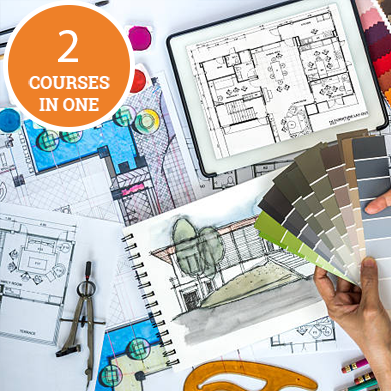 Interior Design Beginner and Advanced Course