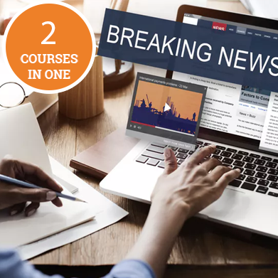 Journalism Level 3 & 4 Course