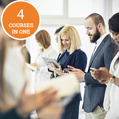 Human Resource Management Bundle Level 2,3,4 & 5 Course